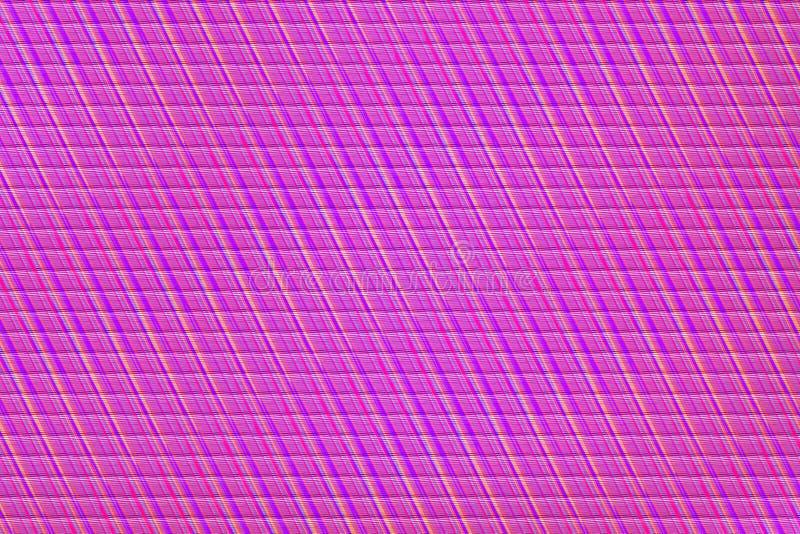 Abstrakcjonistycznych jaskrawych barwionych różowych lampasów deseniowy tło royalty ilustracja