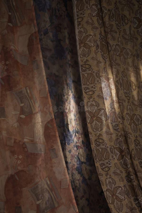 abstrakcjonistycznych zasłoien elegancki obrazek obraz royalty free