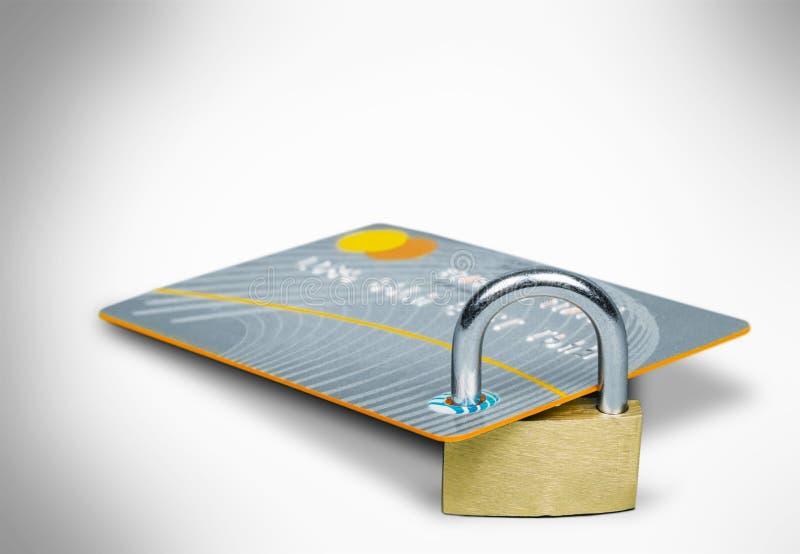 abstrakcyjna błękitnej karty zdjęcie kredytu obrazy royalty free