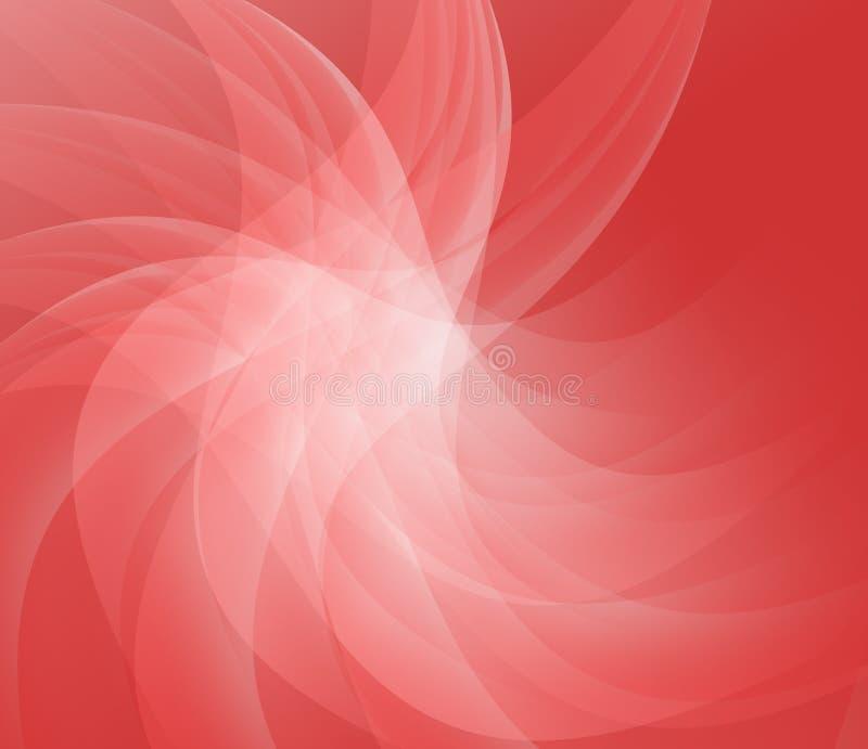 abstrakcyjna czerwone tło ilustracja wektor