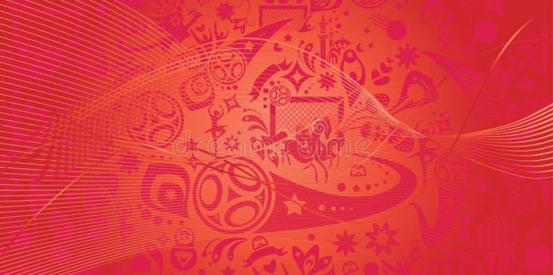 abstrakcyjna czerwone tło zdjęcia royalty free