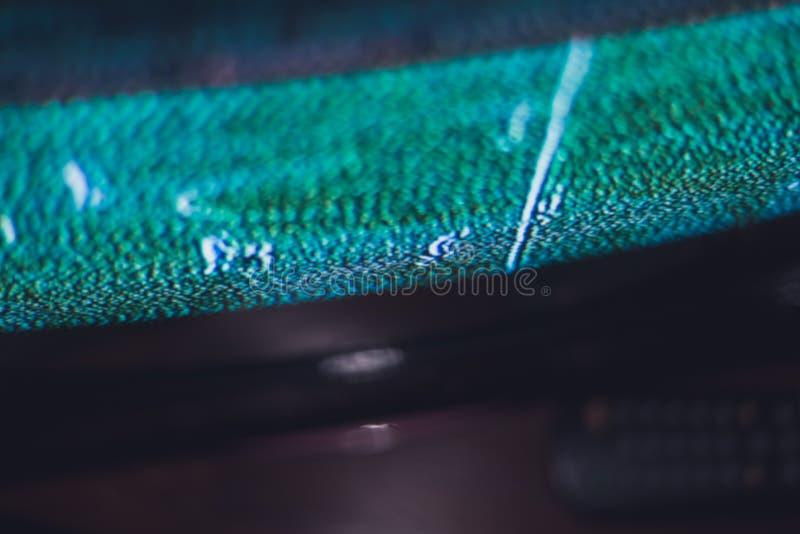 Abstrakcyjne tło sygnału telewizyjnego o niskim natężeniu zdjęcia royalty free