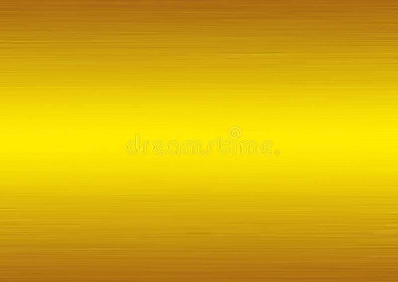 Abstrakcyjny błyszczący złoty metaliczny tło zdjęcie royalty free