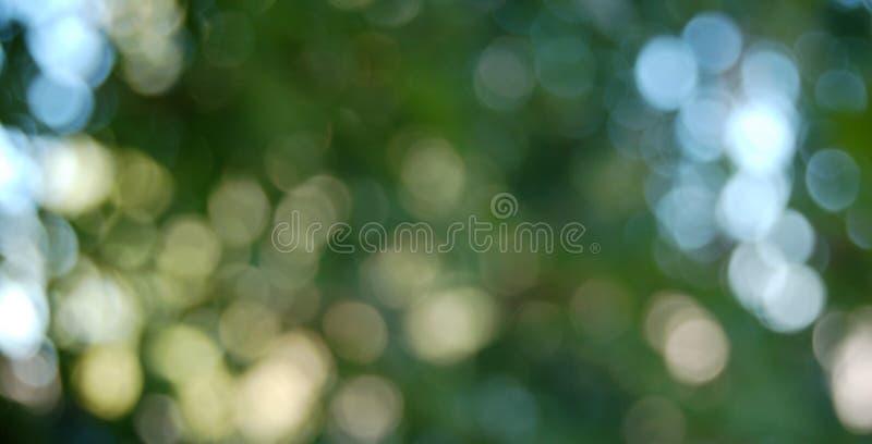 abstrakcyjny plamy światła zdjęcie stock