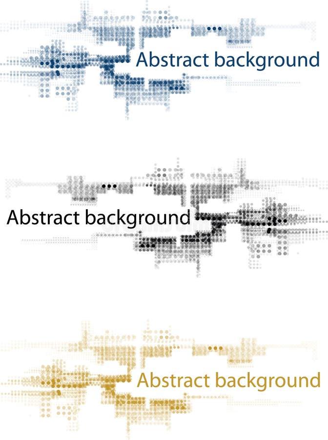 abstrakcyjny tło ilustracji wektora ilustracja wektor