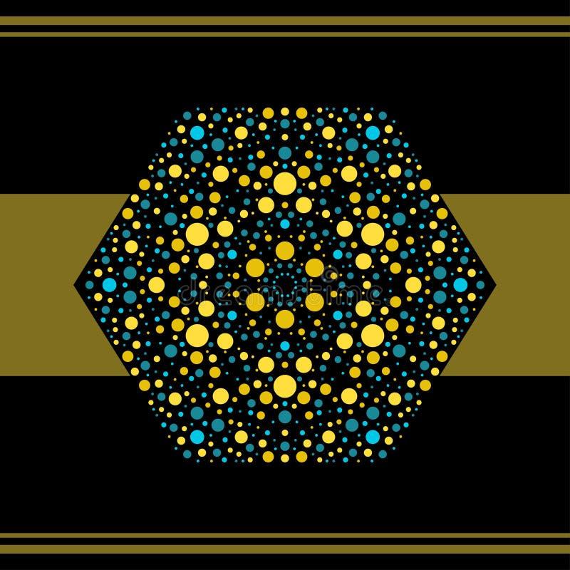abstrakcyjny tło Skończona piwnica dla use w projekcie ilustracji