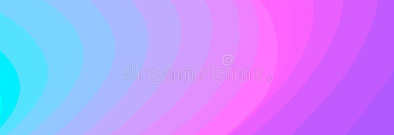 abstrakcyjny t?o Kolorowy tło dla projektów sztandarów, plakaty, ulotki royalty ilustracja