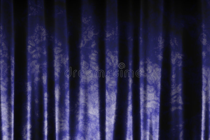 abstrakcyjnych tła jedwabne zasłony. ilustracji