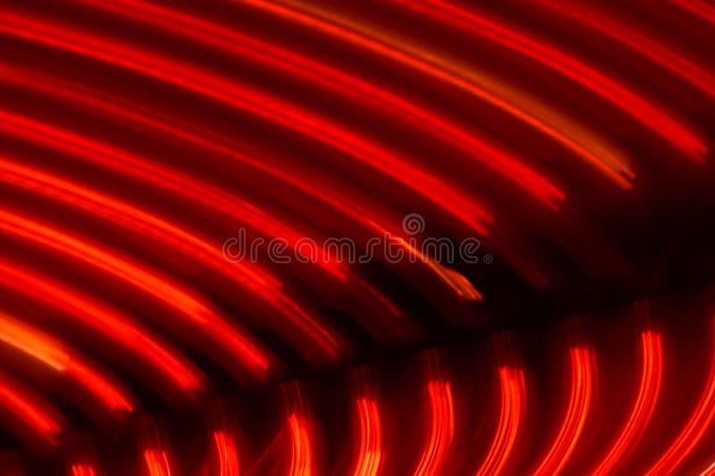 abstraktów światła ilustracji