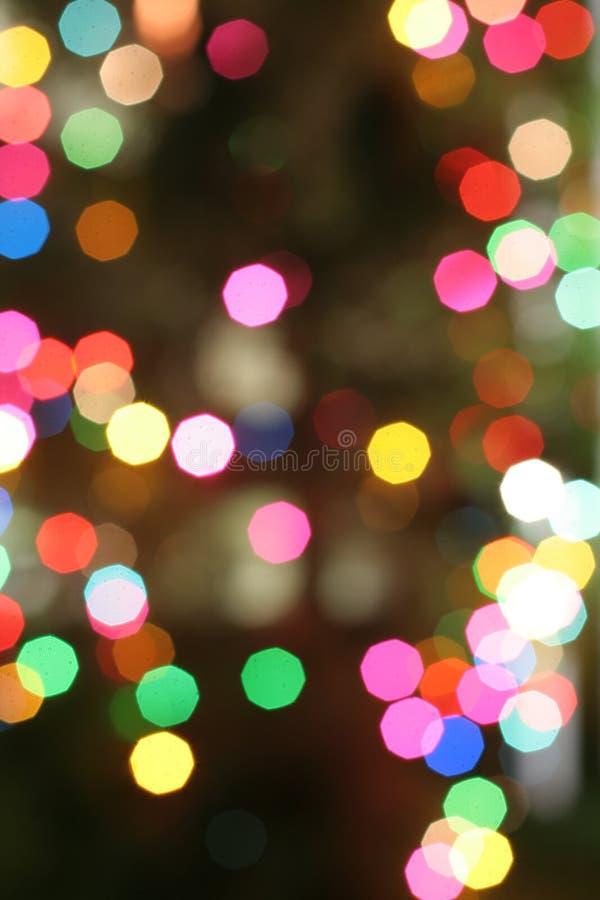 abstraktów światła zdjęcie royalty free