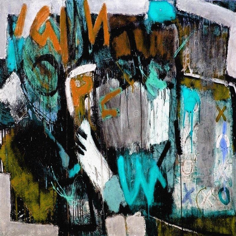 abstraktów znaków ilustracji