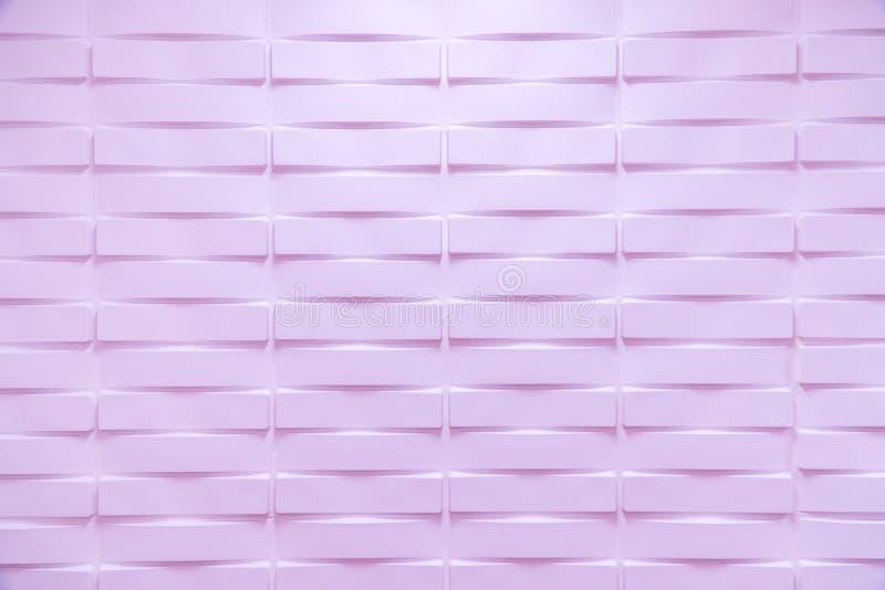 Abstrakt ściany menchii tło z tekstura wzorem zdjęcie royalty free