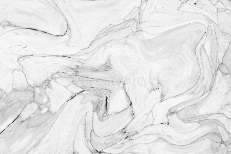 Abstrakt akrylvågmodell, vit backgrou för marmorfärgpulvertextur arkivbilder