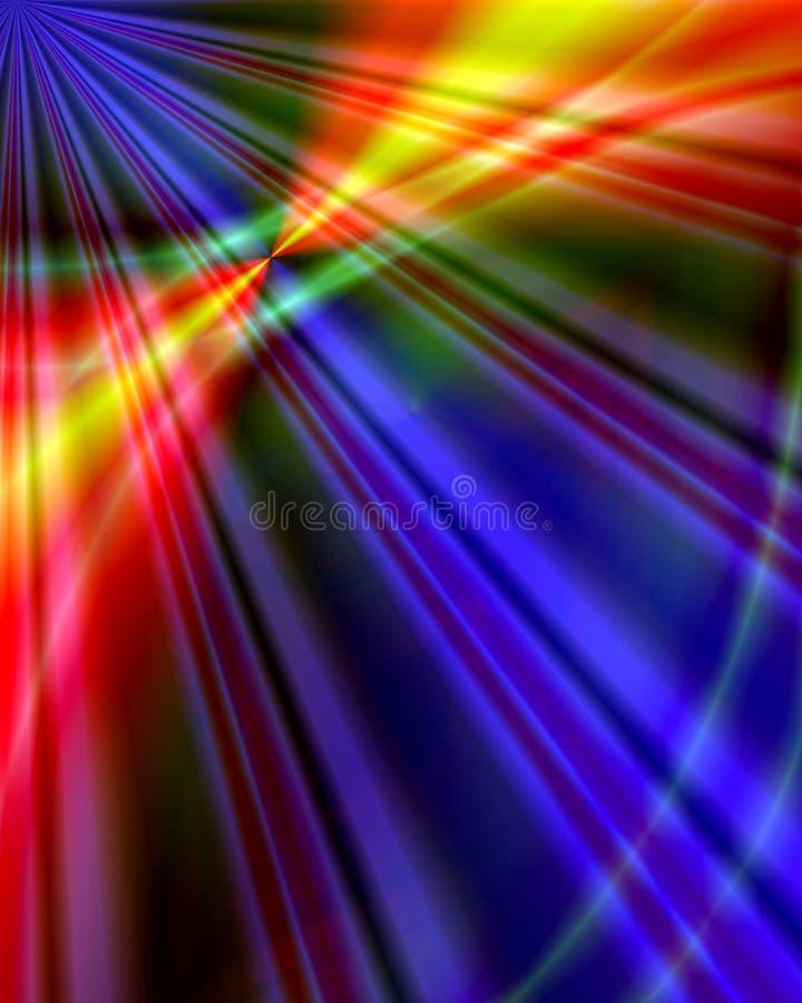 abstrakt anslutningsteknologi royaltyfri foto