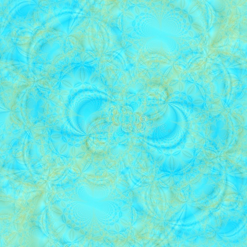 abstrakt aquabakgrundsguld skuggniner transluscent stock illustrationer