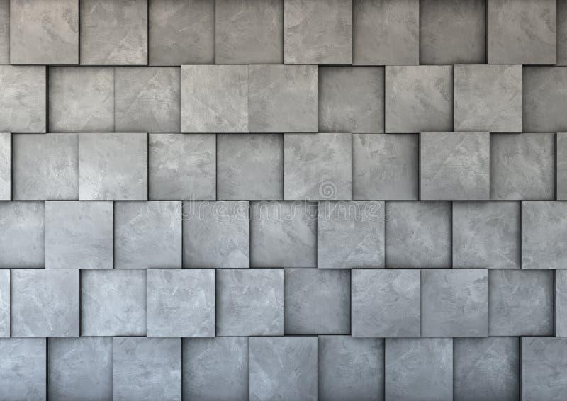 Abstrakt bakgrund av betongen arkivfoton