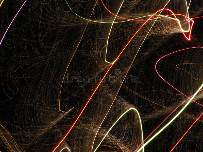 Abstrakt bakgrund av fyrverkerier royaltyfri foto