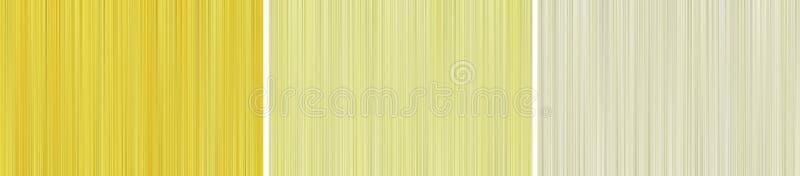 Abstrakt bakgrund av gula rastrerade oskarpa linjer royaltyfria foton