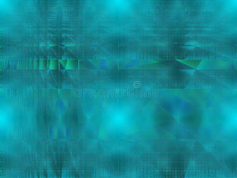Abstrakt bakgrund bildar geometriskt olikt