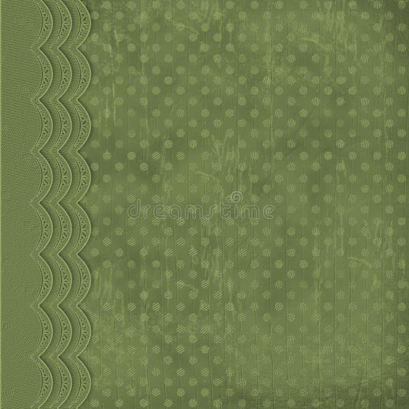 abstrakt bakgrund cirklar green vektor illustrationer