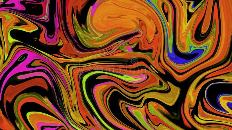 Abstrakt bakgrund Digital f?r v?tskev?g Linje konstn?rlig textur f?r r?kningen, reklamblad vektor illustrationer
