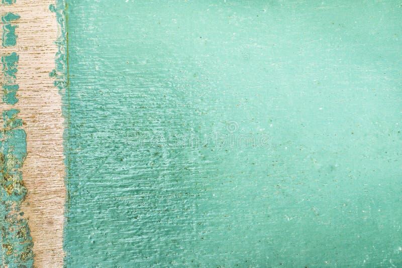 Abstrakt bakgrund för blå textur för färgträmålarfärgvägg arkivbild