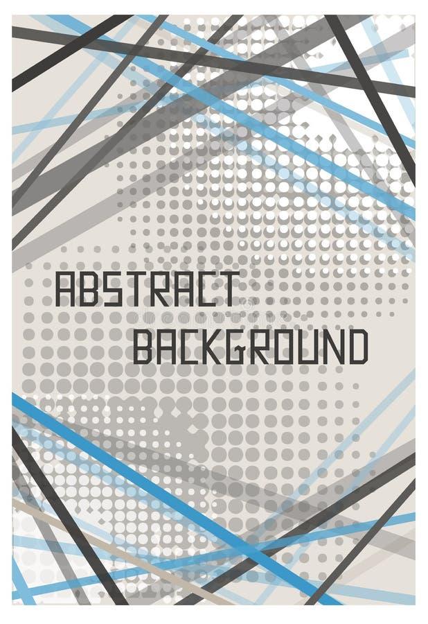 Abstrakt bakgrund för design för reklambladbroschyrmall royaltyfria bilder
