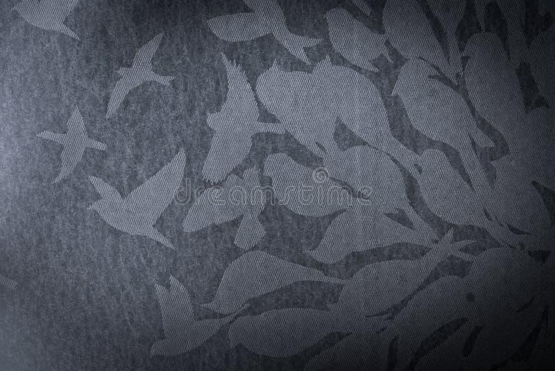 Abstrakt bakgrund för fågel royaltyfri foto