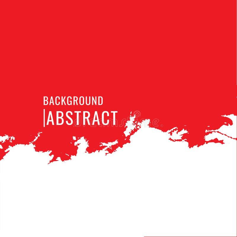 abstrakt bakgrund För grungebaner för vektor färgrika borstar r royaltyfri illustrationer