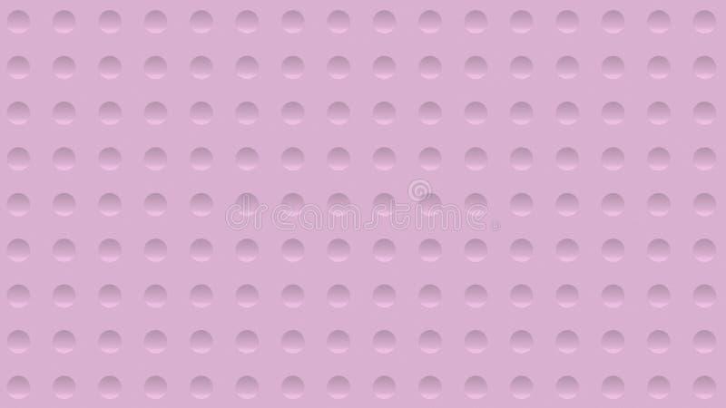 abstrakt bakgrund för illustration 3d med en vägg med skrattgropen arkivfoto