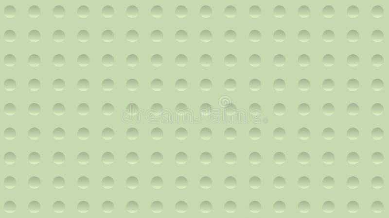 abstrakt bakgrund för illustration 3d med en vägg med skrattgropen royaltyfri foto