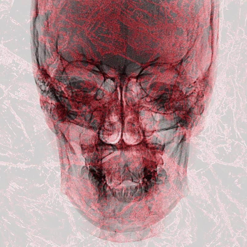 Abstrakt bakgrund för patogen royaltyfri foto