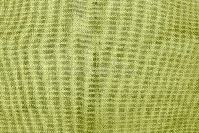 Abstrakt bakgrund för textur för closeupgräsplanhessians arkivfoton