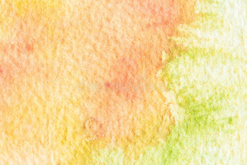 Abstrakt bakgrund för vattenfärg Hand målad vattenfärgbakgrund vektor illustrationer
