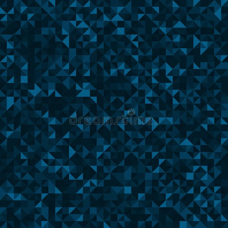 Abstrakt bakgrund från trianglar arkivfoto