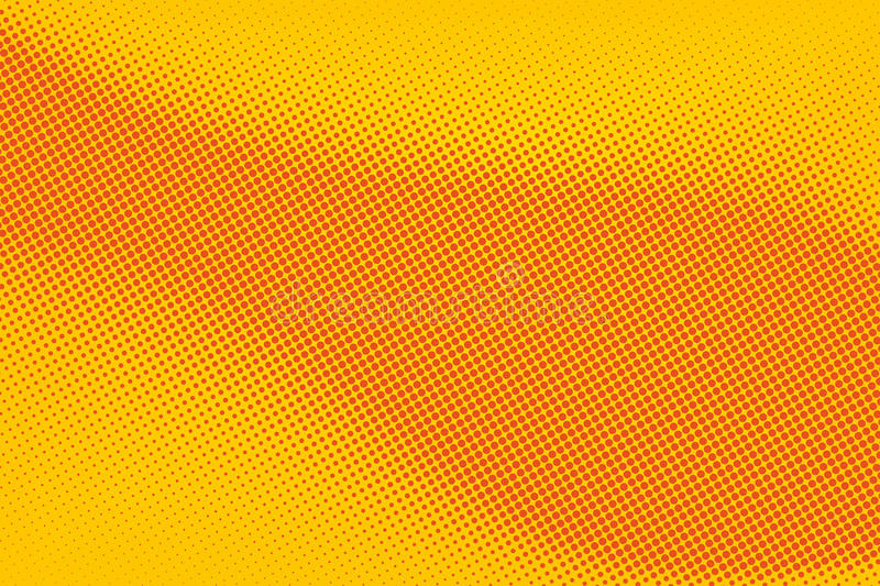 Abstrakt bakgrund halftoned vektor