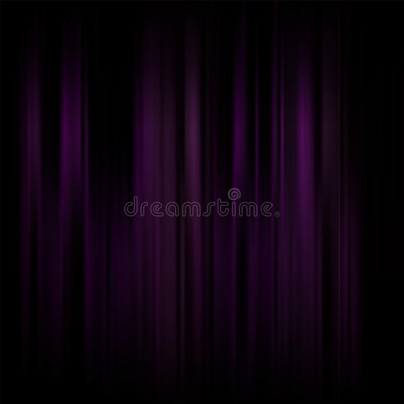 abstrakt bakgrund Mörka violetta vertikala linjer för rörelse Vektor c stock illustrationer