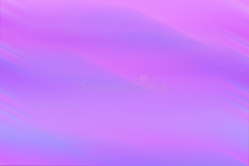 Abstrakt bakgrund med blåa och purpurfärgade blommor royaltyfri foto