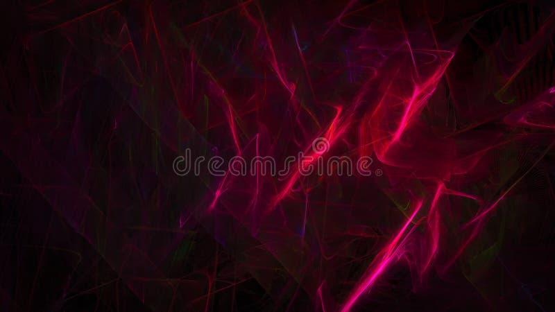 Abstrakt bakgrund med mörk rosa färgfärg arkivfoton