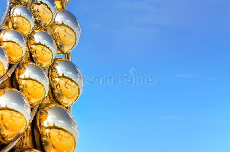 Abstrakt bakgrund och himmel, kopieringsutrymme, buddha och regionbakgrund arkivbilder