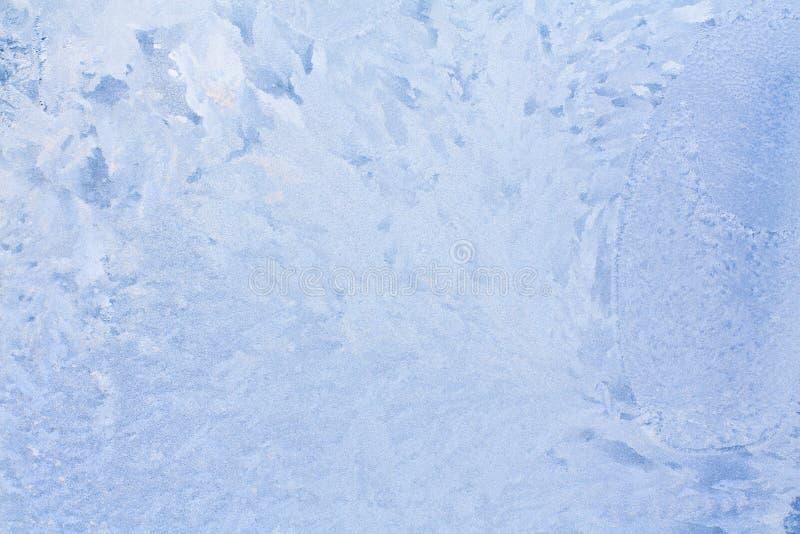 Abstrakt bakgrund på frostigt exponeringsglas arkivbild