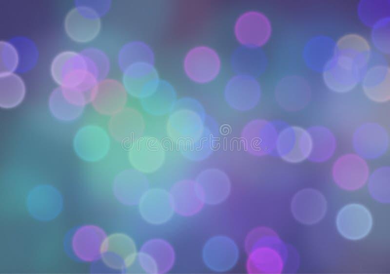 Abstrakt bakgrund, tapetdesign, bokeheffekt royaltyfri bild