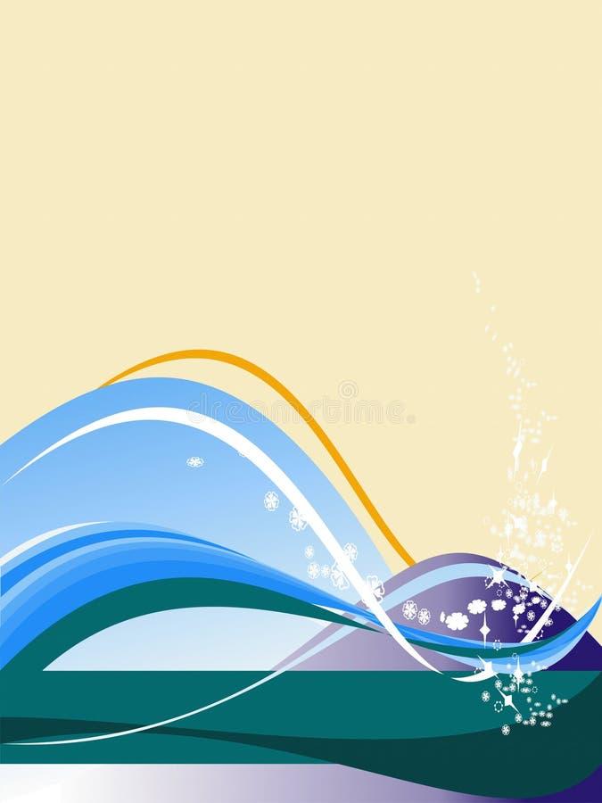 abstrakt bakgrunder vektor illustrationer