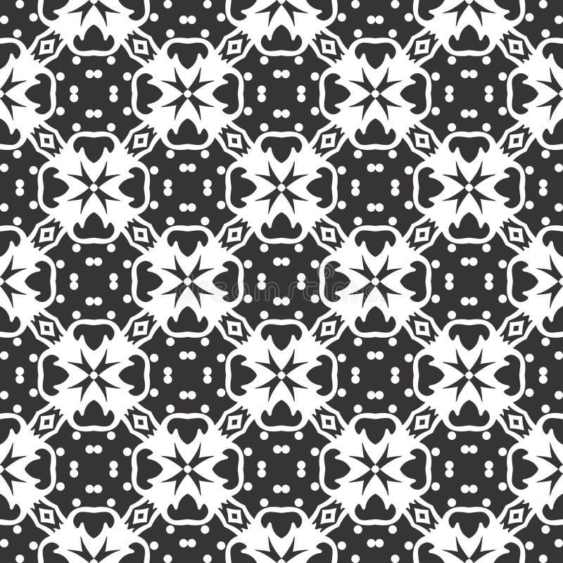 abstrakt bakgrundsblack Stam- tapet royaltyfri illustrationer