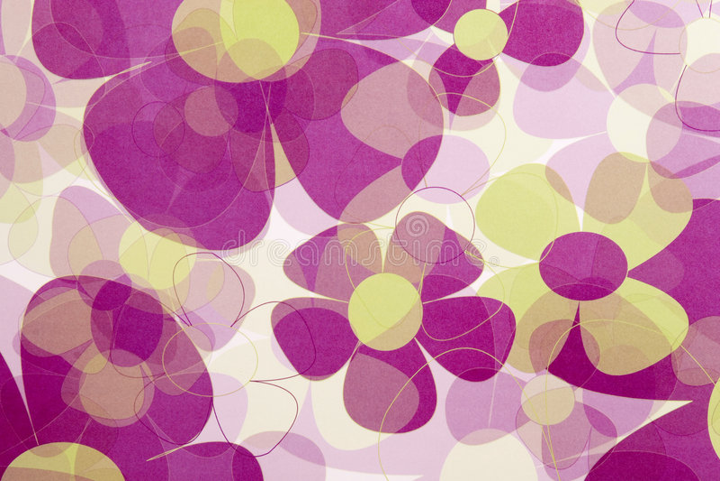 abstrakt bakgrundsblommared arkivbild
