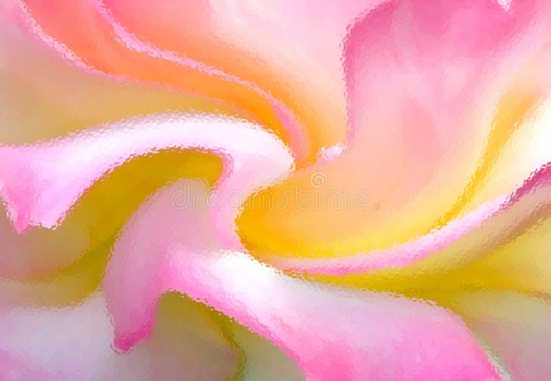 Download Abstrakt bakgrundsduva stock illustrationer. Illustration av färg - 523344