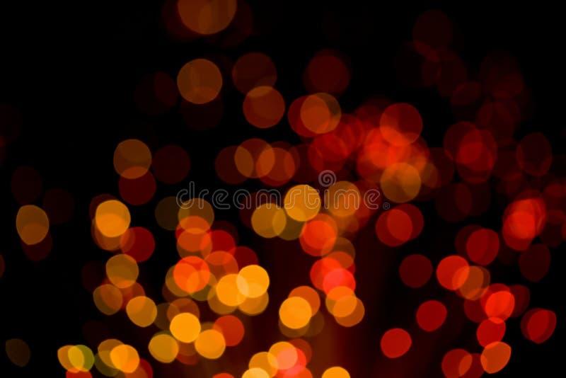 abstrakt bakgrundsferielampor