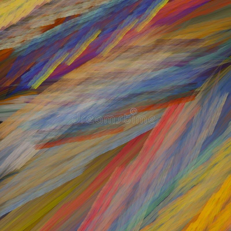 abstrakt bakgrundsfractal vektor illustrationer