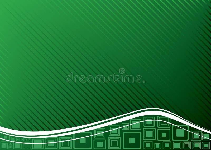 abstrakt bakgrundsgreen stock illustrationer