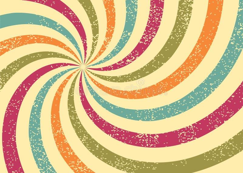 abstrakt bakgrundsgrunge vektor illustrationer